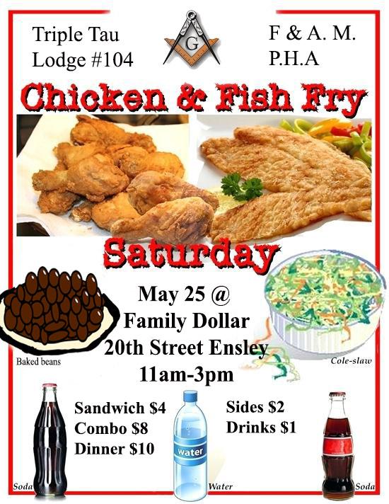Fish Chicken Fry